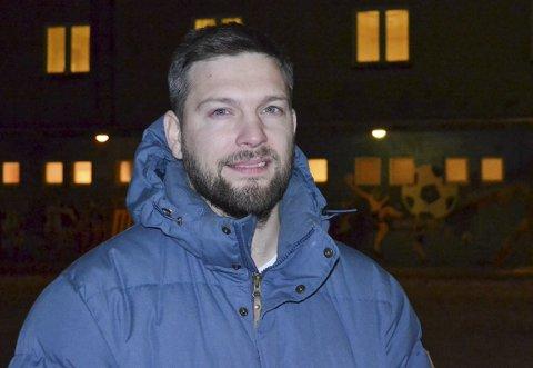 ER KLAR: Hvis nominasjonsmøtet til Ap i Troms og Finnmark er enig med Gamvik Ap, er Willy Pedersen klar for 3. plassen på lista.