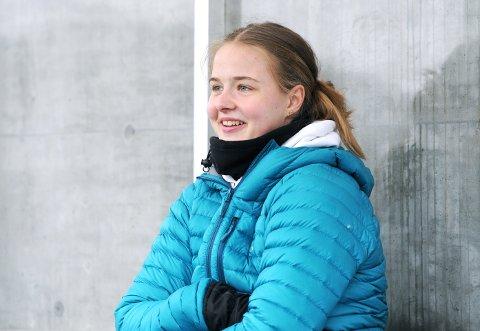 NYSIGNERING: Helene Broch er klar for Klepp.