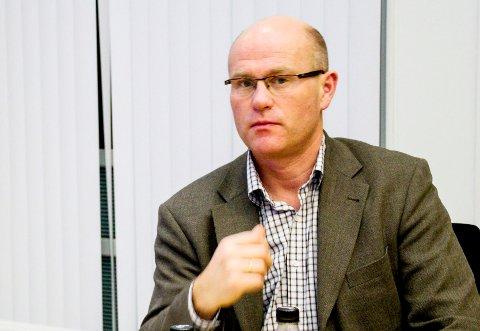KORONA: Kommunelege Ole Johan Bakke i Holmestrand sier han vet om åtte personer som er testet for koronavirus eller som er satt i karantene.