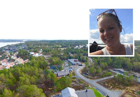 Ida Christine Ahlgren Hødnebø er skribenten i dette leserbrevet. Illustrasjonsbildet viser Stabbestad sett fra Gevirveien.