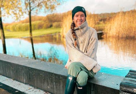 Satser: Kaja Fredrikke Beyer Jordet flyttet fra Oslo til Lofoten i januar. Nå satser hun med eget selskap.