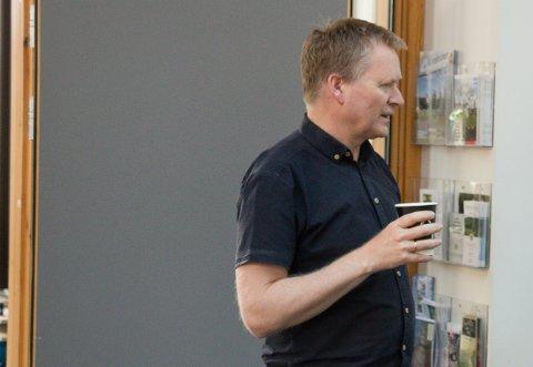 STRAM KJØREPLAN: Kommunedirektør Kjell Olav Hæåk legger opp til en ettersommer og høst pregetr av budsjettarbeid både for ansatte i Lyngdal kommune og politikerne.