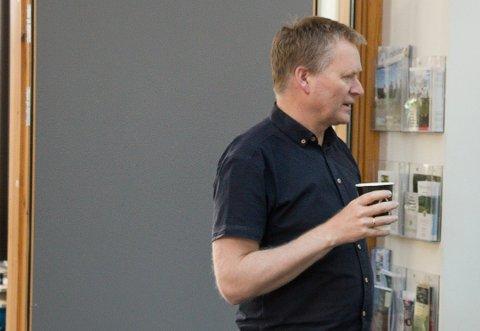 DELEGERT: Kommunaldirektør Kjell Olav Hæåk har vært delegert ansvaret for å godkjenne fordelingen av koronamidler til næringslivet.