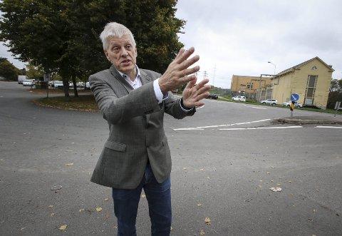 NORSK BANES SJEF: Daglig leder Jørg Westermann på Myra i november 2017. Tirsdag vitnet han i Moss tingrett via videolink fra Ålesund.