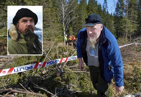 TANKEFULL: Ole Martin Dahle traff Kurt Oddekalv første gang i forbindelse med vindkraftutbygginga i Flatanger. – En på mange måter kontroversiell mann, men man kan ikke være helt A4 når en skal kjempe for noe man tror på, sier Dahle.