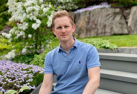 TRONSTADS LISTE: Jørgen Tronstad (35) driver en investortjeneste som - i kapable hender, kan være svært lukrativ for hobbyinvestorer.