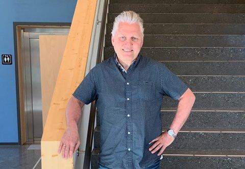 Tom Døsvik (60) fra Trondheim blir enhetsleder.