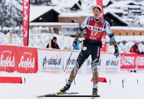 Vetle Thyli gikk inn til en råsterk fjerdeplass i Kaiser Maximilian Lauf i Seefeld lørdag.