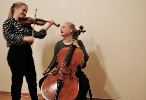 EN HYGGELIG OPPLEVELSE: Det blir musikk for både sjel og for øregangene når årets første konsert i regi av Ski historiske konserter arrangeres til helgen.