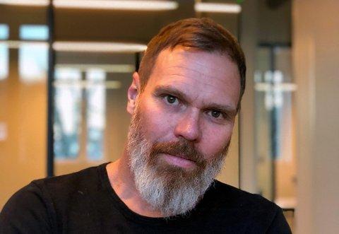 UTE: Gard Mortensen ble ansatt som daglig leder for Stavernfestivalen i desember 2017.
