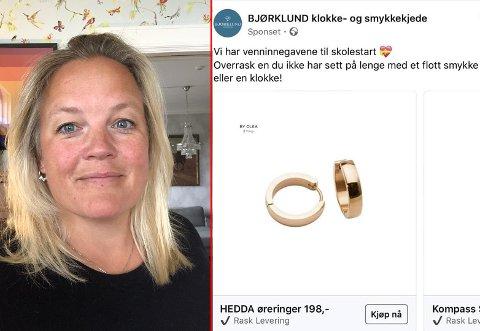 Cecilie Ramstad opplever at mange støtter hennes kritikk mot Bjørklund.