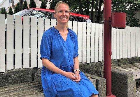 MANGE VAKSINER: Vaksinekoordinator Cecilie Lyngra Seierstad sier at kommunen å vil stå på for å få satt vaksiner på så mange som mulig så raskt som mulig.