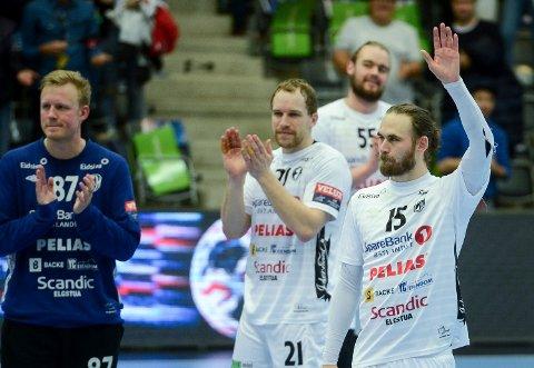 RUNDENS SPILLER: André Lindboe er igjen kåret til rundens spiller i Champions League.