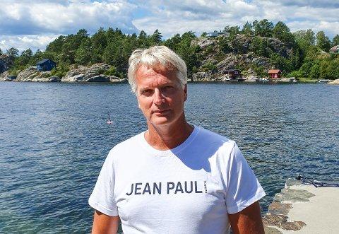 IKKE NAIVE: FAU-leder Sven Lersveen tilbakeviser at foreldre i Elverum er naive.
