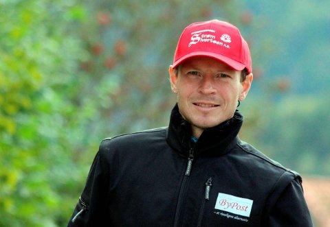 Gisle Johnsen var knallsterk i Ironman København.