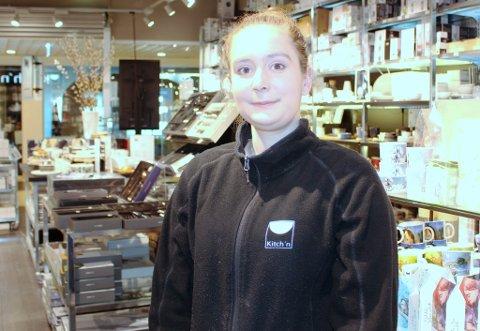 Mari Oterhals Herum er fra torsdag permittert fra jobben ved Kitchhn på Brotorvet. Permitteringen gjelder inntil videre mens butikken holder midlertidig stengt på grunn av koronakrisen.