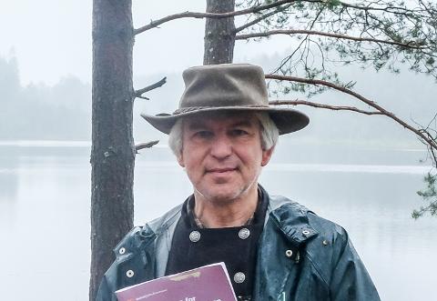 Verv: Halvor Hartvig er leder i Naturvernforbundet i Indre Østfold.