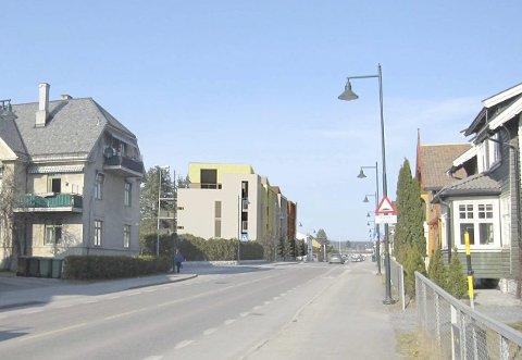 Ny eier ønsker å rive alle bygningene på eiendommen for å bygge nye boliger, skriver Jens E. Fjeld.          illustrasjon: SG arkitekter