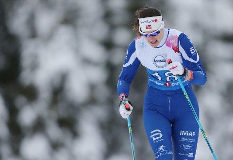 Ingeborg Dahl gikk inn til en fin 10.-plass.