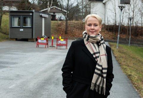 NYTT TILFELLE: Kommuneoverlege i Jevnaker, Marthe Bergli, bekrefter at det nye smittetilfellet knyttes til situasjonen på Gran.