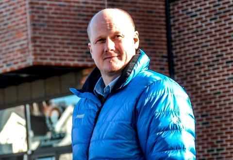 SØKT PÅ JOBBEN: Sindre Væren Rørby er blant søkerne til stillingen som kommunalsjef for miljø og plansaker.