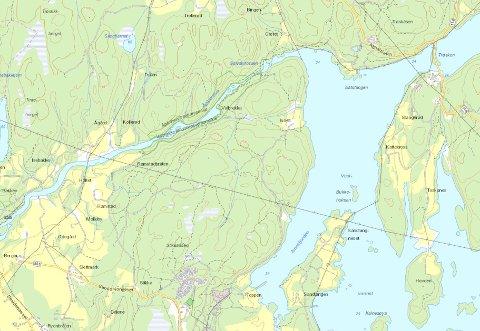 Seks geiter har rømt fra Melleby. De har sansynligvis beveget seg i retning Isnes.