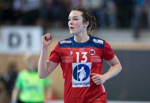 Kari Brattset er tatt ut i troppen som skal representere Norge i håndball-EM i Frankrike.