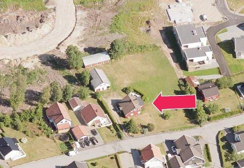 Hovslagerveien 26 på Grålum er solgt for 5,2 millioner kroner.