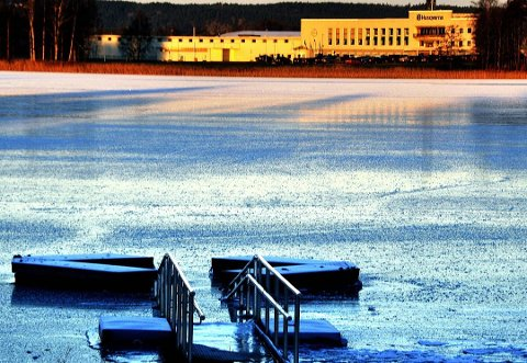 KULDE: Det er ventet nærmere ti minus i Sarpsborg natt til lørdag.