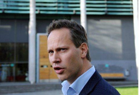 FOR SARPSBORG: Fredrikstad-ordfører og nå stortingsrepresentant for Arbeiderpartiet, Jon-Ivar Nygård vil gjøre det han kan for å få framdrift i byggingen av ny Sarpsbru og Bypakke Nedre Glomma.