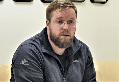 Varaordfører Rolf Sturla Velde, Snåsa SV