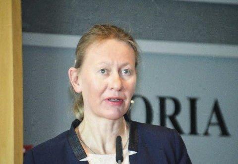 TIL STRASBOURG?: Katarzyna Jachimowicz ble oppsagt som lege i Sauherad fordi hun ikke ville sette inn spiral på kvinner. FOTO: Tove Grønlund