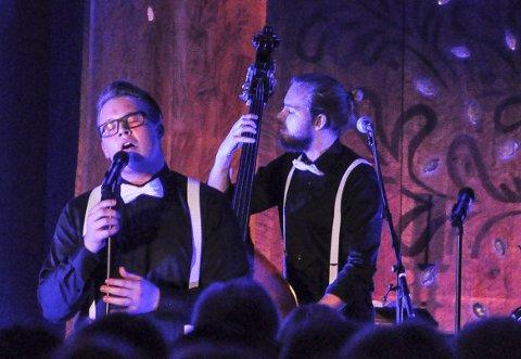POPULÆR: Stjernesludd-konserten er utsolgt for andre gang på halvannen uke. Det er Kim Rune Hagen strålende fornøyd med.