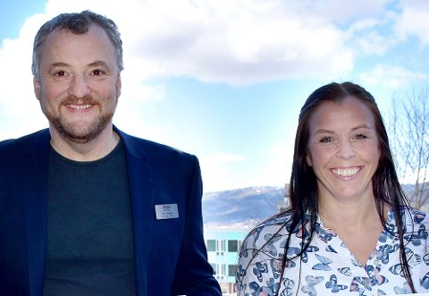 Øyunn Aune blir ny hotelldirektør ved Thon Hotel Surnadal etter Tor Rune Halset.