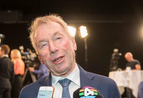 Jens Ulltveit-Moe er kritisk til vindkraftmotstanden blant naturvernere i Norge.