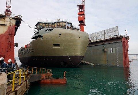 Møre Maritime står bak designet av båten «Gåsø Høvding» som har et samlet brønnvolum på 7.500 kubikkmeter.