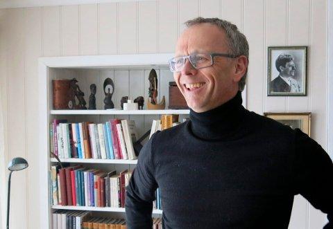 GIR RÅD: Psykologspesialist Espen Idås oppfordrer til en digital avrusning.