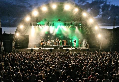 Slår ring: Regionstyret slår ring om festivalane i Valdres.