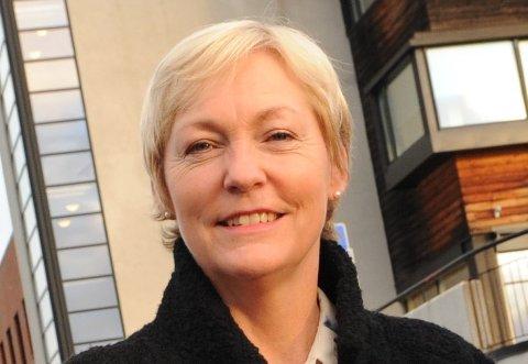 FRA FLERE PERSPEKTIVER: Gitte Korvann er både daglig leder i Nedre Romerike kommunal akutt døgnenhet og lokallagsleder i LHL Nittedal og Hakadal.