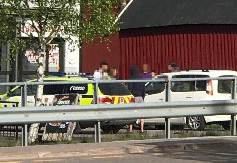 FERDIGANALYSERT:Fra politiaksjonen mot Åneby pizza 28. mai 2020.