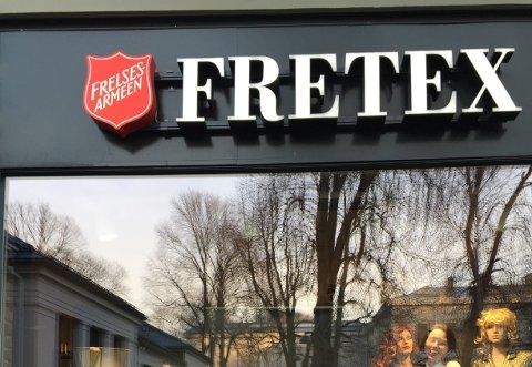 NYE MULIGHETER: - I Fretex får både ting og mennesker nye muligheter, sier Rannveig Helene Pedersen.