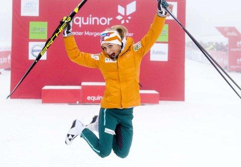TJENER GODT: Therese Johaug har tjent godt både på skikarrieren, sponsoravtaler og ikke minst egen merkevare.