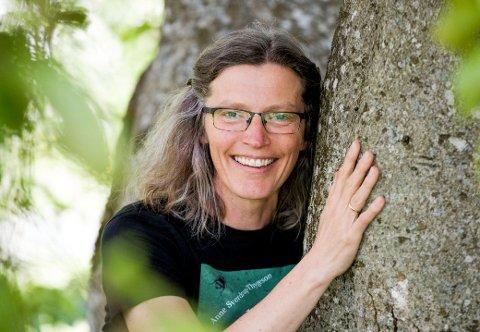 ÅRETS FORMDILER: Professor Anne Sverdrup-Thygeson på NMBU i Ås er kåret til årets formidler av Forskningsrådet.