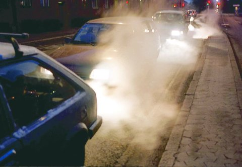 Nye dieselbiler kan rense luften viser et nytt studie. Illustrasjonsfoto