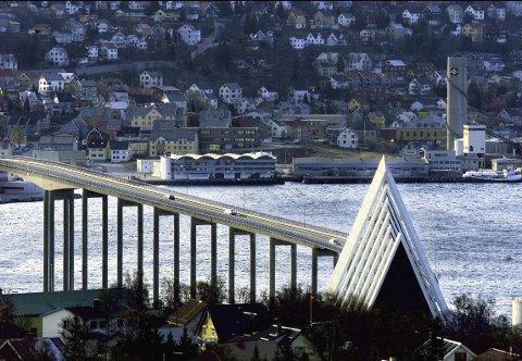 Tromsø: Nord-Norge trenger et rausere Tromsø, ikke et rausere Bodø, mener innsenderen.