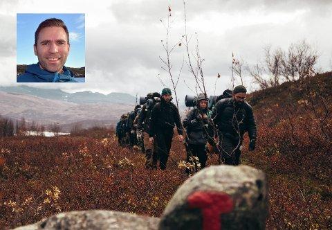 Erik Liland og Fjellfarer satt oslogjengen på prøve.