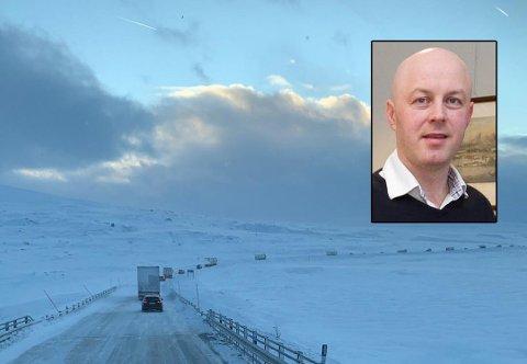 At Saltfjellet har vært stengt langt flere ganger denne vinteren, har bydd på utfordringer for leveransen av varer til Rema 1000 sine butikker, blant annet i Salten.