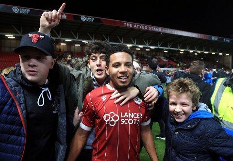 Bristol City og Korey Smith gikk respektløst til verks mot Manchester United i ligacupen og vant 2-1. Lørdag tror vår oddstipper at de slår QPR.