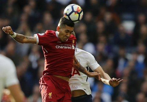 Liverpool og Roberto Firmino sikrer gruppeseieren med seier hjemme på Anfield onsdag.