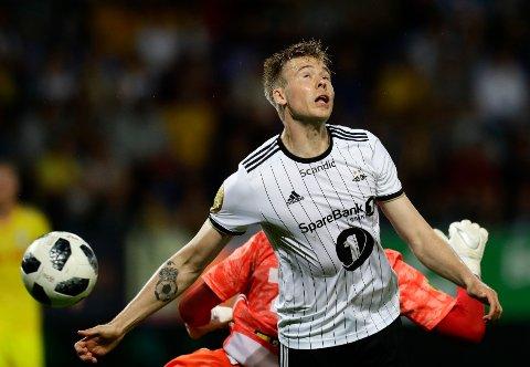 Rosenborg og Alexander Söderlund slo ut BATE i forrige runde i Champions League-kvaliken. Onsdag venter Maribor i Slovenia. (AP Photo/Sergei Grits)